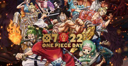 El 22 de Julio es el Día de One Piece