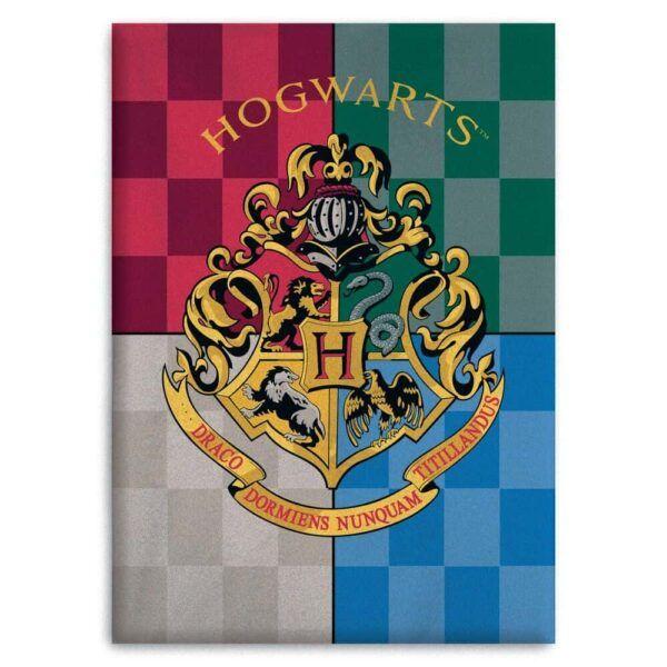 Manta Harry Potter Hogwarts