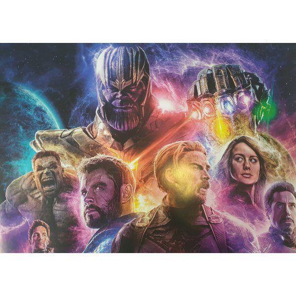Poster Vengadores Marvel